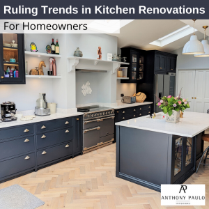 Kitchen Renovations Trends