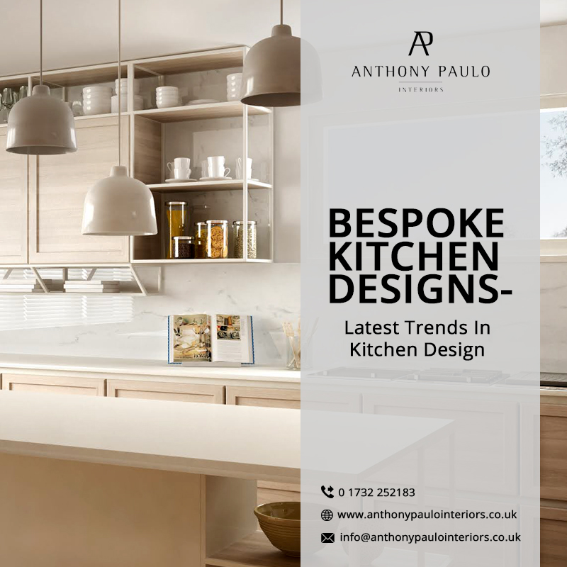 Bespoke kitchen in Surrey