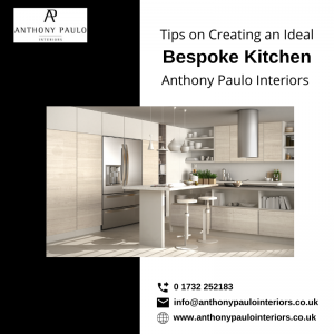 Handmade bespoke kitchen designs
